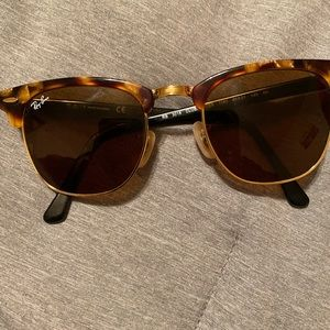 Ray ban brown club masters